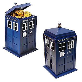 Doktor aki TARDIS cookie jar