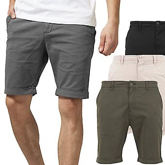 Urban classics - STRETCH CHINO shorts shorts