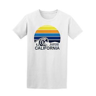 California Venedig Surfstrand T-Shirt Herren-Bild von Shutterstock