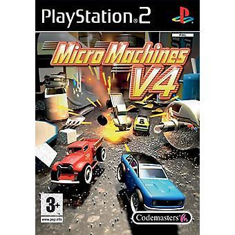 Micro Machines v4 (PS2) - Werksgedichtet