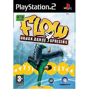 Flow Urban Dance uppror (PS2)-fabriken förseglad