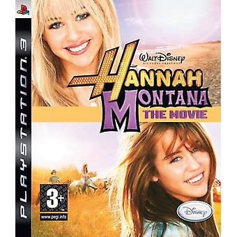 Hannah Montana The Movie Game (PS3) - New