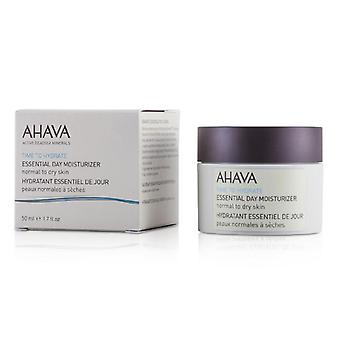 Ahava Time To Hydrate Essential Day Moisturizer (normal / Dry Skin) 800150 - 50ml/1.7oz