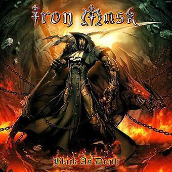 Iron Mask - musta kuolema [vinyyli] Yhdysvallat tuoda