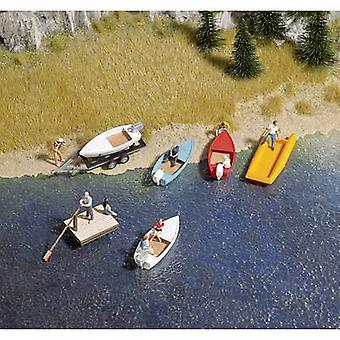 Busch 8057 N Boats Assembly kit