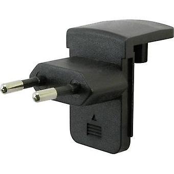 GlobTek R-EU-2® Adapter plug Compatible with Globtek