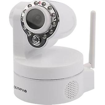 Olympia IC 720 P HD 5938 LAN, Wi-Fi IP CCTV camera 1280 x 720 p