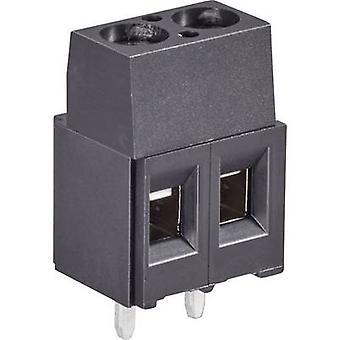 TE Connectivity 282834-3 skruv terminal 1.4 mm² antal pins 3 Green 1 dator