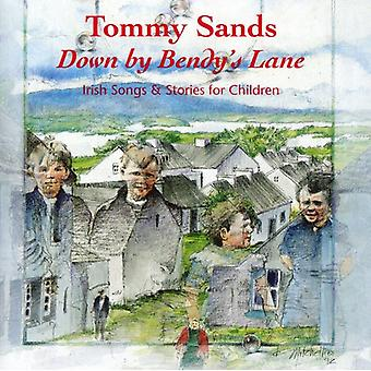 Tommy Sands - Down by Bendy's Lane [CD] USA import