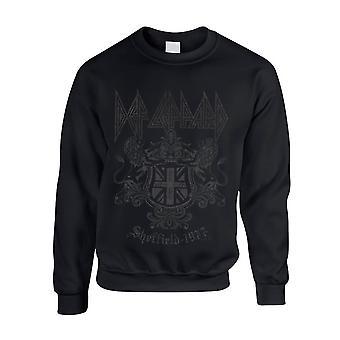 Def Leppard - Sheffield 1977 Sweatshirt