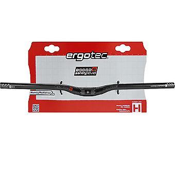 Ergotec lage riser bar stuursteun (ALU) / / 31.8 mm (veiligheidsniveau 6)