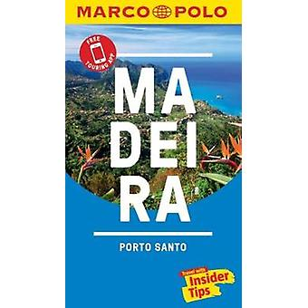 Madeira Marco Polo Pocket Travel Guide 2018 - with pull out map by Ma