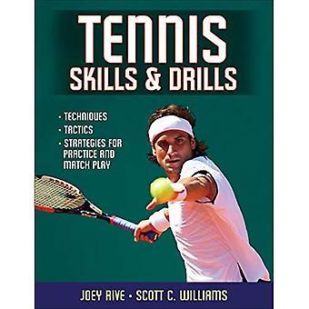 Tennis vaardigheden & boren