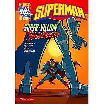Superman: Super-vilão Showdown (super-heróis)