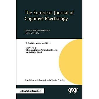 Verbalising visuele herinneringen: Een themanummer van Europese Journal in de cognitieve psychologie