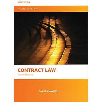 Contract Law by Robert Duxbury - 9780414046030 Book