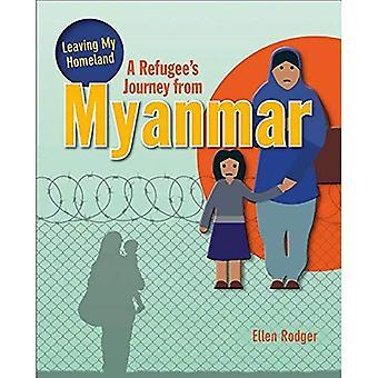 Hakijan matka Myanmariin