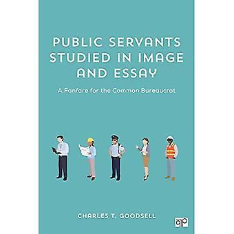 Beamte studierte in Bild und Text: eine Fanfare für die gemeinsame Bürokrat