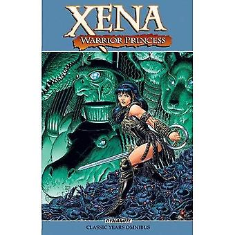 : Xena Warrior Princess het klassieke jaar Omnibus