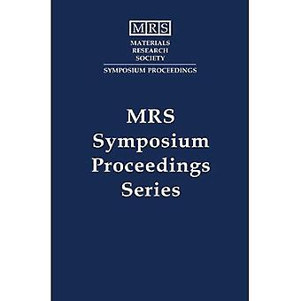 Hydrogen in Semiconductors and Metals: Volume 513 (MRS Proceedings)