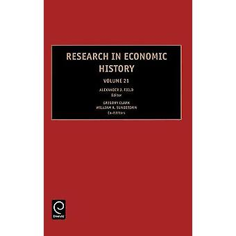 Res in Economic History Rehi21 H by Field & A. J.