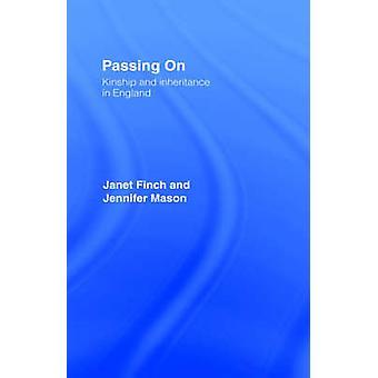 Pasando sobre el parentesco y la herencia en Inglaterra por Pinzón y Janet