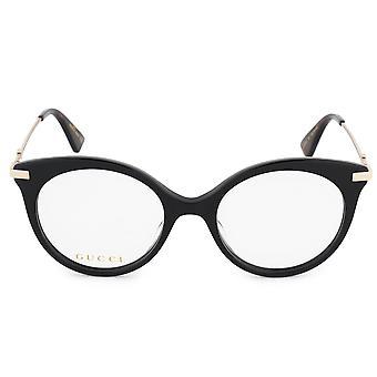 Gucci Cat Eye Eyeglass Frames GG0109O 001 50
