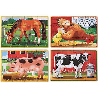 Jigsaw Puzzles In einem Box-8