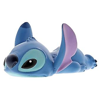 Disney Stitch Laying Down Mini Figurine