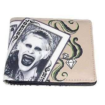 Suicide Squad Character Bi-Fold Wallet