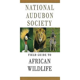 A Field Guide to African Wildlife by Alden Estes - 9780679432340 Book