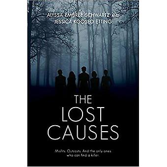 The Lost Causes by Jessica Etting - 9781525301339 Book
