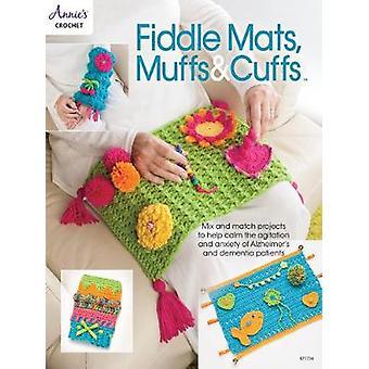 Fiddle Mats - Muffs & Cuffs by Annie's Crochet - 9781590128831 Bo