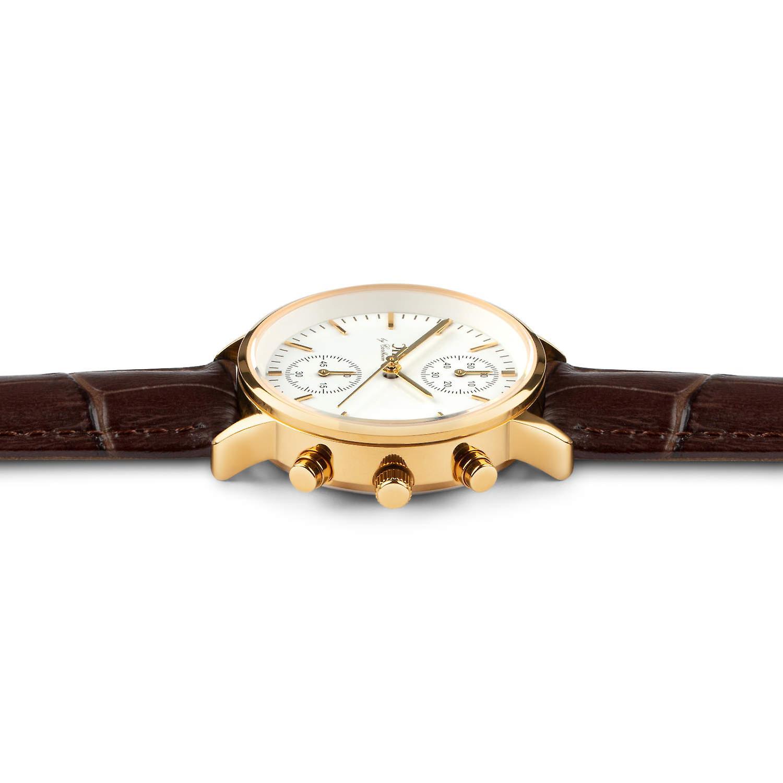 Carlheim | Armbandsur | Chronograph | Endelave | Skandinavisk design