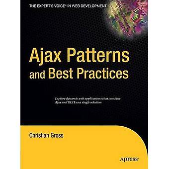 Ajax mönster och bästa praxis av Christian Gross-9781590596166 B