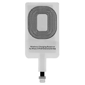 Kit de transformare wireless de inducție QI Apple încărcare fulger-alb