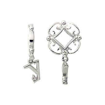 Storywheels Silver Y Initial Dangle Charm S224D
