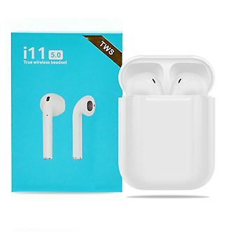 i11-TWS 5.0 Bluetooth Hörlurar