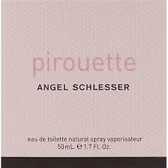 Angel Schlesser pirouette Eau de toilette 50ml EDT spray