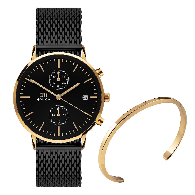 Carlheim | Wrist Watches | Chronograph | Frederik 1 | Scandinavian design