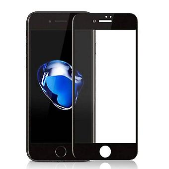 Screen Protector Tempered Glass 2.5 D Apple iPhone 8/7 Transparent Black