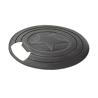 Captain America Shield metal Bottle opener