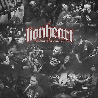Lionheart - Welcome to the West Coast [Vinyl] USA import