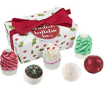 Kerst Ballotin Bad Gift Box