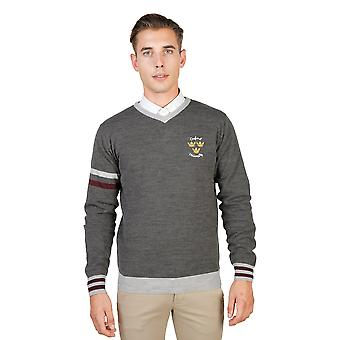 Oxford University-OXFORD_TRICOT-VNECK Mens Sweater