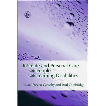 Intim och personlig omsorg med personer med inlärningssvårigheter av