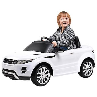 Range Rover Evoque Licensed 12V Battery Ride On Electric Car with remote control -White Range Rover Evoque Licensed 12V Battery Ride On Electric Car with remote control -White Range Rover Evoque Licensed 12V Battery Ride On Electric Car with remote control -White Range Rover