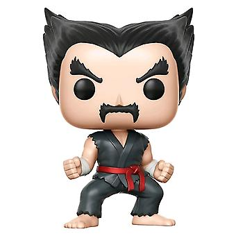 Tekken Heihachi (Black & Red Judo) US Exclusive Pop! Vinyl