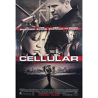 Cellular (Double Sided Regular) Original Cinema Poster