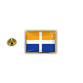 Pine PineS PIN Badge PIN-apos; s metal broche inglês bandeira UK Island Scilly